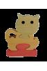Le Puzzle en bois Chat