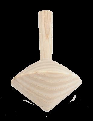 La Toupie en bois N°2
