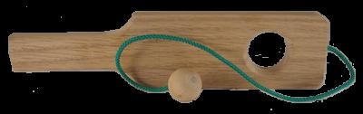 Le Bilbotrou en bois