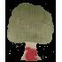 La Lampe de Chevet Prénom personnalisable un monde de bois