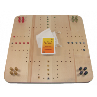 Le jeu de tock en bois
