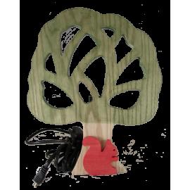 La Lampe de Chevet Arbre