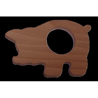 rond de serviette bois cochon fabrication bois. Black Bedroom Furniture Sets. Home Design Ideas