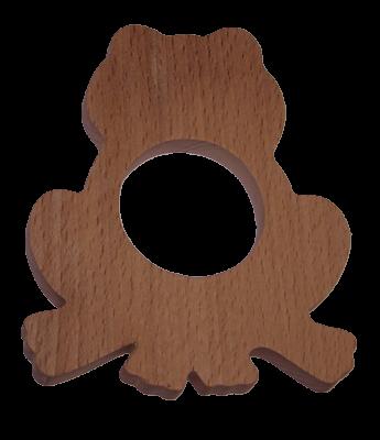 le rond de serviette en bois grenouille fabrication bois. Black Bedroom Furniture Sets. Home Design Ideas